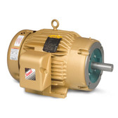 Baldor Motor CEM3660T-5 - 3HP 3PH 3460RPM Frame 182TC TEFC