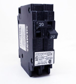 Siemens Q2020NC - QT 20/20A Twin Pole 120/240V Circuit Breaker