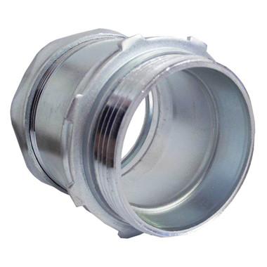 Appleton 7250S - 2-1/2in Steel EMT Compression Connector