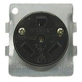 Midwest Power BR32U - 30A 125V Receptacle