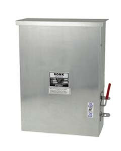 Ronk 7205A - DPDT Manual Transfer Switch, Single Phase, 200A 240V