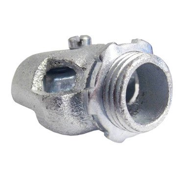 Appleton 7240V - 3/8in Armored Cable/Flex Conduit Connector