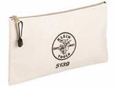 Klein 5139 - Canvas Zipper Bag