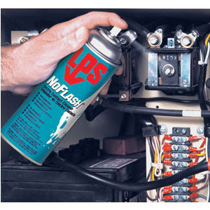 LPS O4016 - No-Flash Electro Contact Cleaner - 15oz.