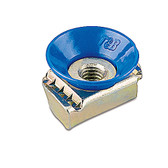 T&B UCN14 - Universal Nylon Cone Nut