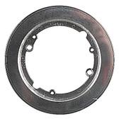 Carlon E97CCR - Nonmetallic, Round Clear Carpet Ring