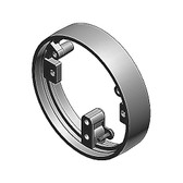 Carlon E97ABR2 - Adapter Ring for Round Brass Covers