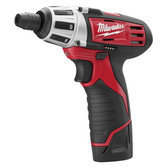 Milwaukee 2401-22 - 12V Sub-Compact Driver Drill
