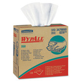 KIMBERLY CLARK 34790CT - WYPALL X60 PROFESSIONAL WIPERS - 126CT.