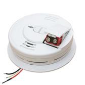 Kidde I12060 - 120VAC Ionization Smoke Alarm /w Battery Backup