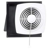 "Broan 507 - 8"" Chain-Operated Wall Fan"