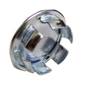 "Bridgeport 1691 - 1/2"" Metallic Knockout Plug"