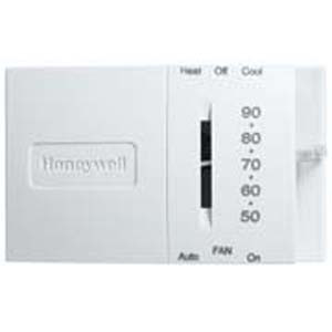 Honeywell T8034N1007 - 1 Heat/ 1 Cool Stage Thermostat