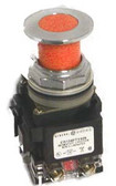 GE CR104PTY409401 - Non-Illuminated 3 Position Momentary Pushbutton
