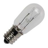 GE 6S6 - 6W/155V Incandescent Bulb