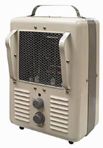 TPI 188TASA - Industrial Fan Forced Milkhouse Style Heater