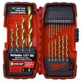 Milwaukee 48-89-1105 - 20pc Titanium Drill Bit Set