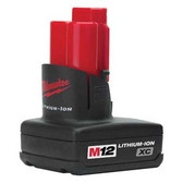 Milwaukee 48-11-2402 - Battery 12V RedLithium XC High Capacity