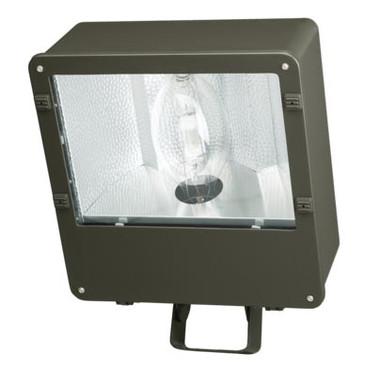 Atlas FLL-400PQPKS - 400W QuadV Slip Fitter with Lamp