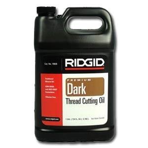 Ridgid 70830 - 1 Gallon Dark Thread Cutting Oil