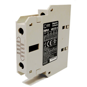 Cerus MA-1 - Contactors and Overload Relay
