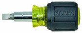 KLEIN 32561 - MULTI-BIT SCREWDRIVER STUBBY