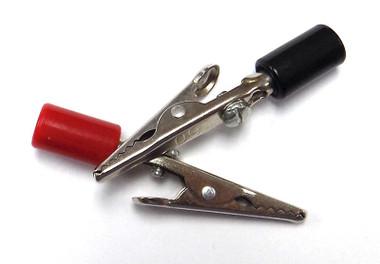 Mueller BU-60HS - 10A Steel Blk/Red Clip