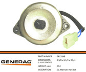 GENERAC 0A1354B - PART ALTERNATOR DC HAN-KOK