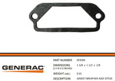 GENERAC 0E9366 - PART GASKET BREATHER ASSEMBLY GT530