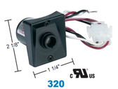 Wave Lighting 320 - EZEE Change Photocell Control
