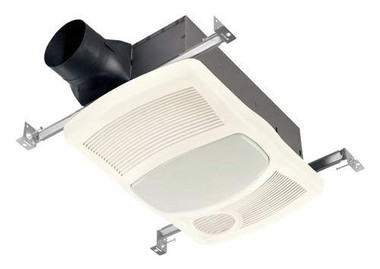 Broan 765HL - Heater/Fan/Light 1500W Heater with 100W Incandescent Light