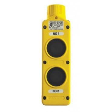 Daniel Woodhead 4052 - Molex Plastic 2 Button Pendant Station