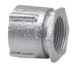 Crouse-Hinds 192 - 1 Inch 3-Piece Conduit Coupling