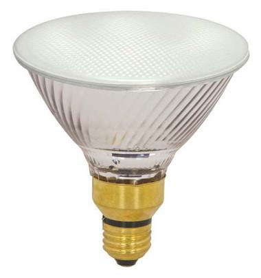 Satco 39PAR38HALXENFLFR130 - Par 38 Halogen 38W 130V Bulb