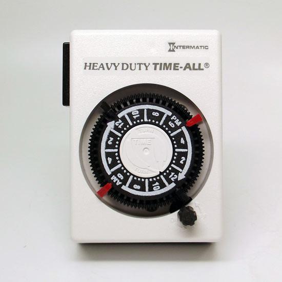 20-Amp Heavy Duty In-Wall Timer