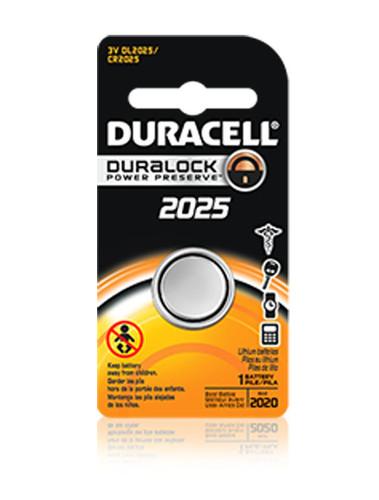 Duracell 2025 - Duralock Battery