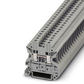 Phoenix UT 4 - 3044102 - Feed-through Terminal Block  20-10 Gauge