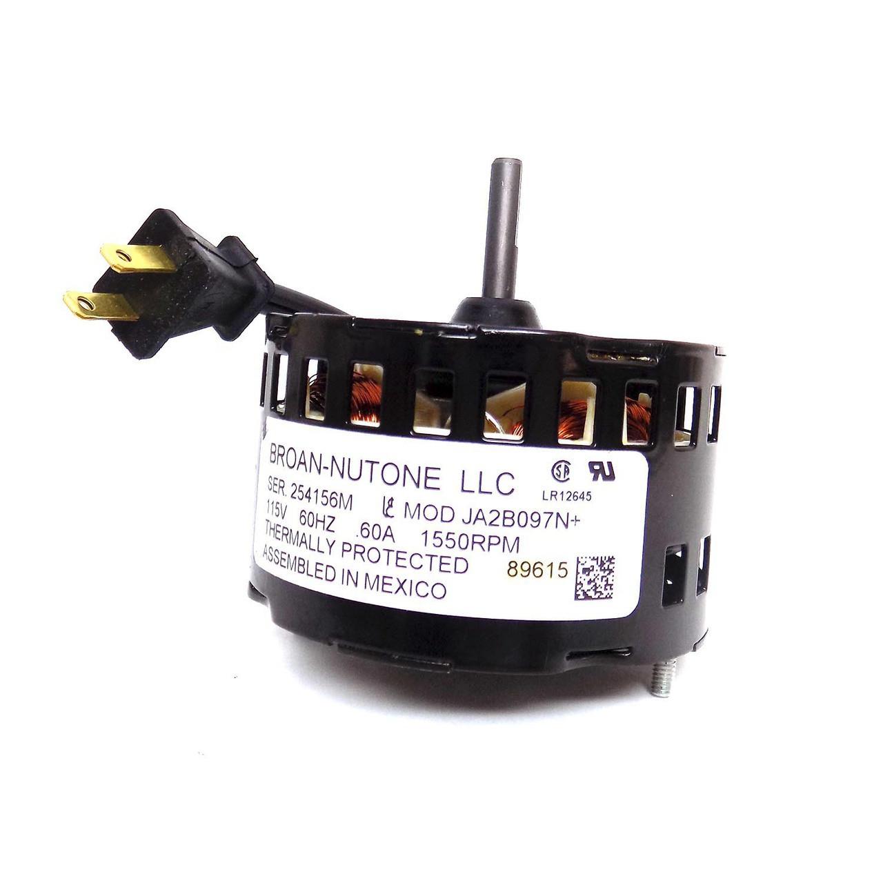Broan-Nutone S97012248 - Replacement Fan Motor (97012248)