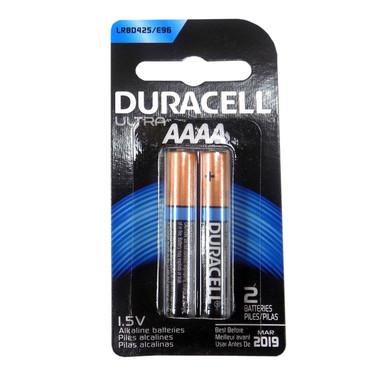 Duracell AAAA - 1.5V Alkaline Batteries - 2 Pak