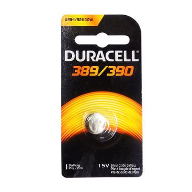 Duracell D389/390PK - 1.5V Silver Oxide Battery