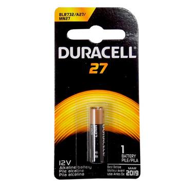 Duracell MN27B - Alkaline 12V 27Amp Security Battery