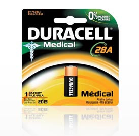 Duracell 28A - Alkaline 6V Medical Battery
