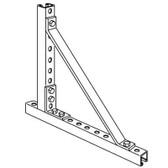 T&B B-940-3 - Kindorf Corner Brace Channel Fitting