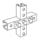 T&B B935 - Kindorf 3 Hole Steel Plate Connector