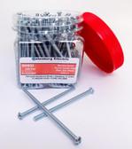 8/32X3 RH - Round Head Combo Machine Screw 100/Jar