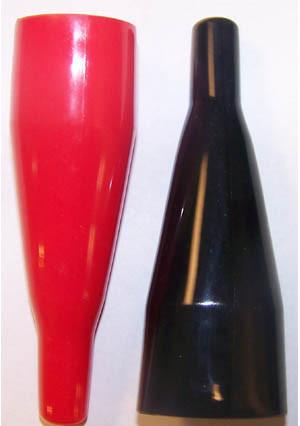 "Mueller BU-23 - Flexible 5"" PVC Insulator"