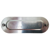 """CROUSE-HINDS 450G - UNILET COVER 1 1/4"""" - 1 1/2"""" WITH GASKET"""