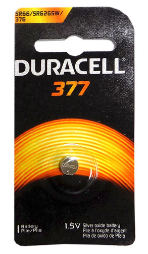 Duracell D377B - Watch Battery 1.5V