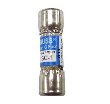 Bussman SC-1 - Time Delay 1 Amp 600V Fuse
