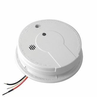 Kidde I12040 - AC Hardwired Interconnect Smoke Alarm with Hush™